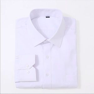 """Other - 🎉Just In🎉 White Twill Dress Shirt. 15"""", 17"""", 19"""""""
